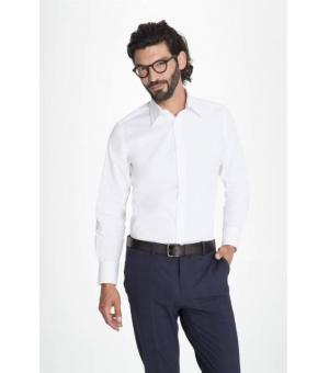 Camicia uomo manica lunga Brighton SOL'S 140 gr Stretch