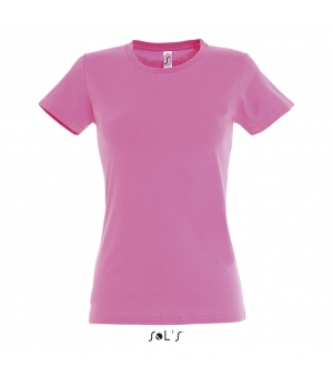 Maglietta donna manica Imperial Women SOL'S 190 gr