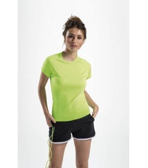 Maglietta donna manica corta Sporty SOL'S 140 gr