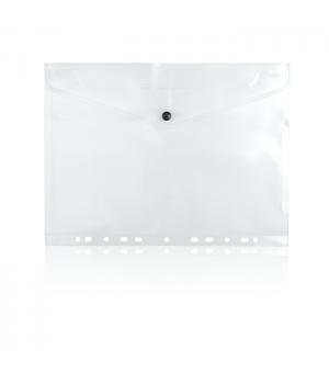 Buste Portadocumenti in PVC con fori cm 33x24,5