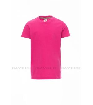 T-shirt bambino manica corta Sunset Kids PAYPER 150 gr