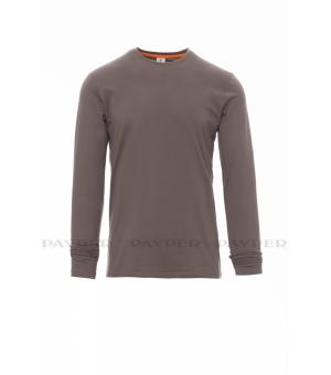T-shirt uomo manica lunga Pineta PAYPER 165 gr