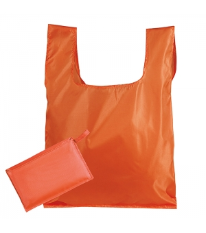 Borsa Shopper richiudibile in pochette - 40x57x7,5 cm