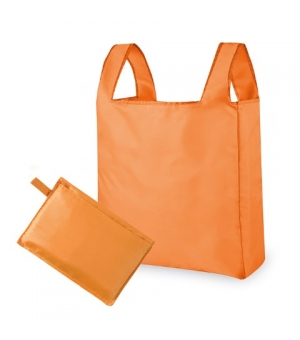 Borsa Shopper richiudibile in pochette - 42x56x15 cm