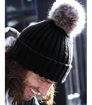 Cappellino invernale Montecampione con pom pom - BEECHFIELD