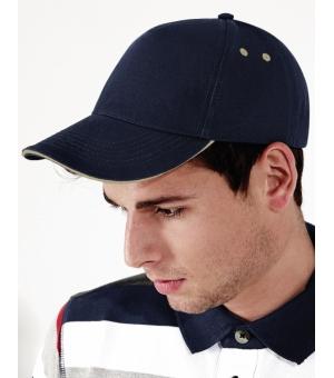 Cappelli con visiera curva sandwich Cheraw - BEECHFIELD