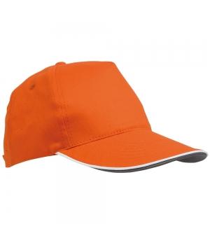 Cappellini baseball Nettuno visiera curva