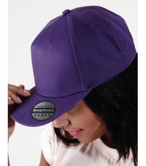 Cappelli Rap Snapback a 5 pannelli 100% cotone - BEECHFIELD