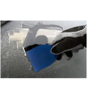 Raschia ghiaccio per parabrezza in plastica