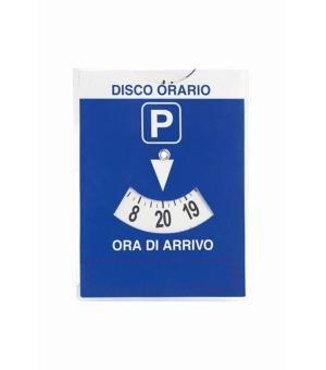 Disco orario auto maxi cm 12x15
