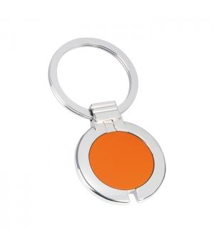 Portachiavi magnetico Dorado con gettone per carrello della spesa estraibile