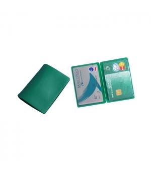 Portapatente portacards a 2 tasche cm 9,5x6,2