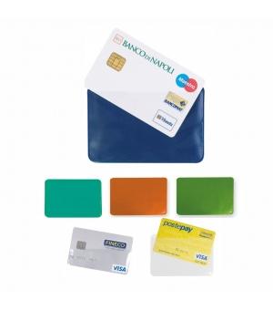 Bustine portapatente portacards cm 10x7