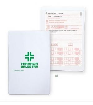 Portadocumenti farmacia cm 18x13,5