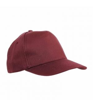 Cappellino per bambino in cotone 5 pannelli