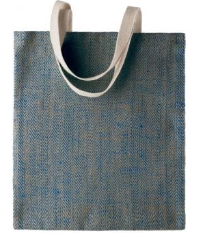 Shopper Ki-Mood in juta filato naturale 38x42 cm - 220 gr