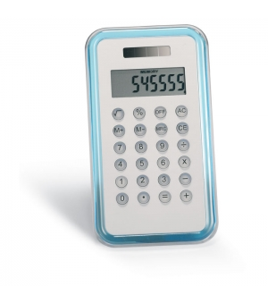 Calcolatrice tascabile solare