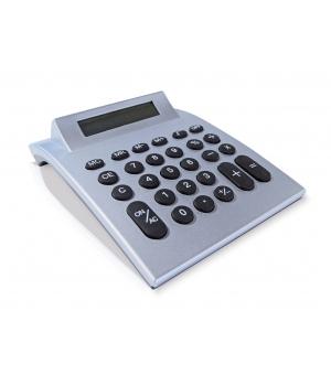 Calcolatrice da tavolo con tasti gommati