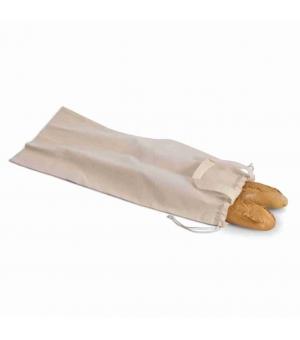 Borsa per il pane in cotone BIO 150 gr - 29x70 cm
