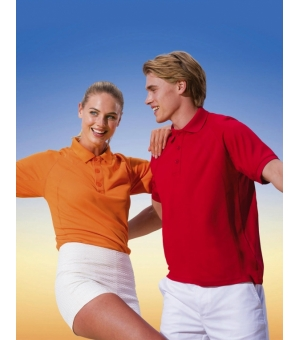 Polo unisex Coolweave Wicking 200 gr
