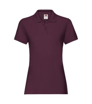 Polo donna Premium Lady-Fit 180 gr - Fruit of the Loom