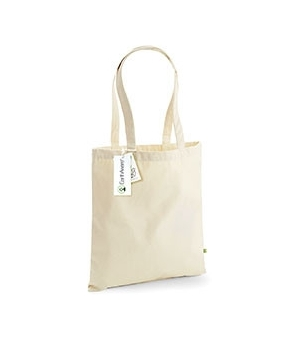 Shopper Westford Mill in cotone bio 38x42 - 340 gr