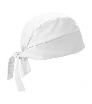 Cappellino bandana in cotone e poliestere