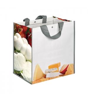 Borsa in polipropilene latte e formaggi - 140 gr - 35x34,5x22