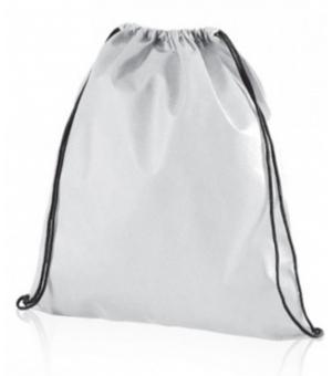 Zaino sacca in tnt 80 gr con cordoncino