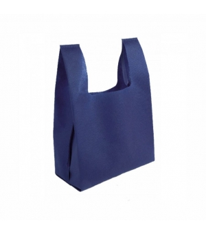 Mini Shopper Borse in tnt termosaldate - 45 gr - 24x39x12 cm