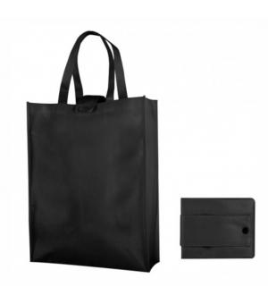 Shopper Borse in tnt manici corti richiudibile - 80 gr - 32x42x16 cm - Nizza