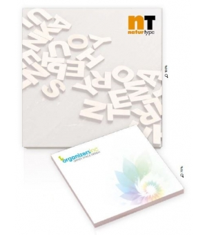 Post-it Bic personalizzati mm. 101x101 - 50 Fogli
