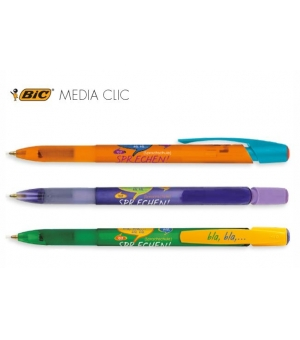 Penne Bic Media Clic