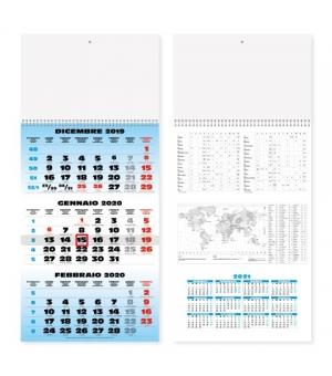 Calendari Trittici 1 spirale