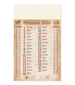 Calendari Olandesi Antichi  cm. 29x47
