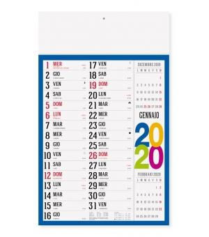 Calendari Olandesi Swedish  cm. 29x47