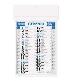 Calendari Passafoglio Mignon cm. 24,5x44,5