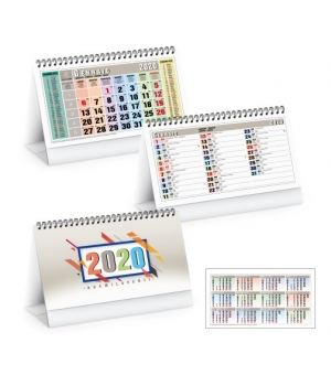 Calendari da tavolo Multicolor cm.19x14,5