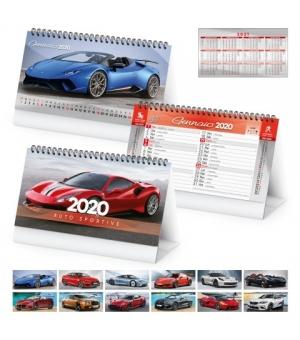 Calendari da tavolo Auto Sportive