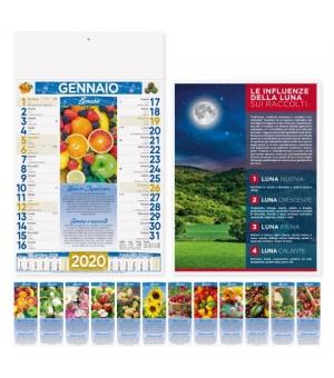 Calendari Lunario cm 29x47