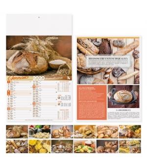 Calendari Pane e Pasta cm 29x47