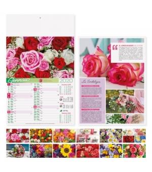 Calendari Fiori cm 29x47