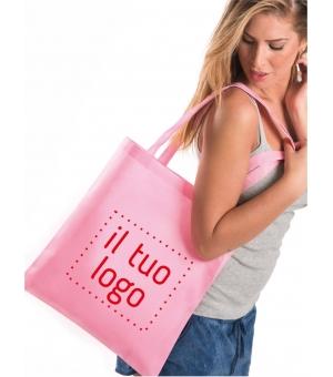 Shopper Borse in tnt manici lunghi - 70 gr - 36x40 cm - Karina