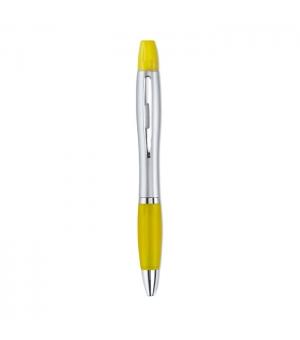 Penne con evidenziatore