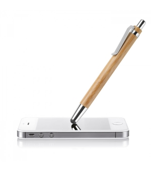Penne in ABS stile bamboo con touch screen