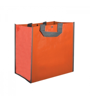 Borsa shopping in polipropilene 140 gr - 35x34,5x22 cm