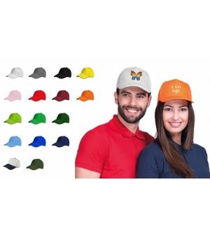 Cappellini adulto 5 pannelli