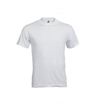 T-shirt bambino bianca personalizzata