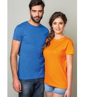 Magliette personalizzate colorata unisex