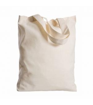 Shopper Borse in cotone Naturale 130 gr. - Manici corti